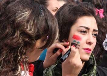 المرأة السورية ثالث أجمل نساء الأرض