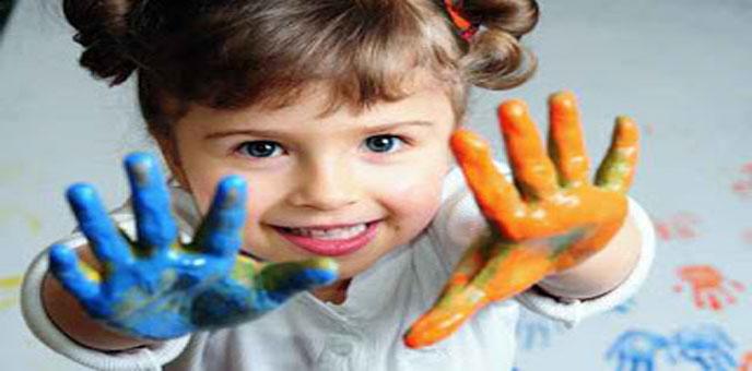 اعرف شخصية طفلك من ألوان يحبها