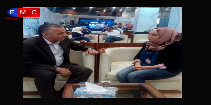رئيس اتحاد الصحفيين: التغطية الاعلامية روجت للمعرض وحفزت الجمهور على الزيارة