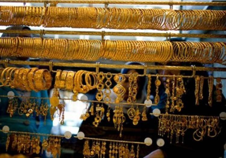 أسعار الذهب بدأت بالارتفاع