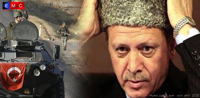 تركيا بين الأطماع و النفاق السياسي